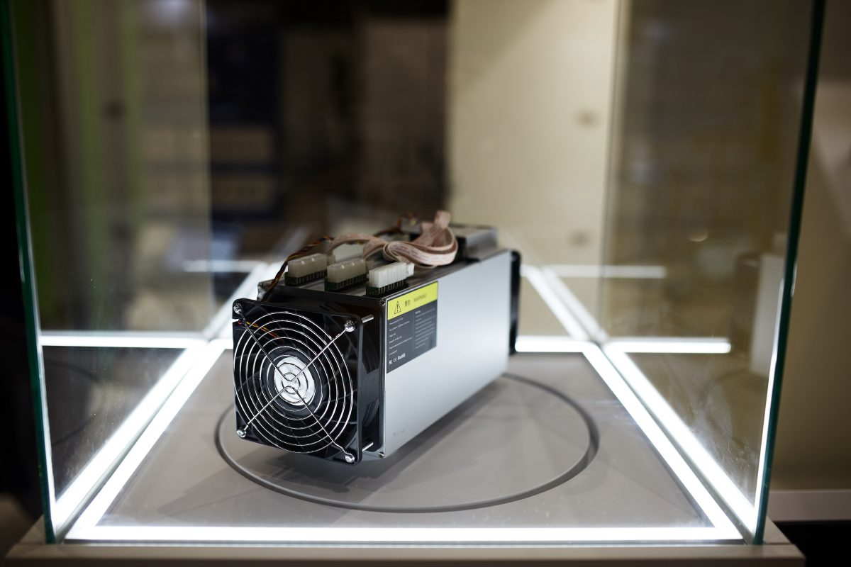 Bitcoin Asics Miner