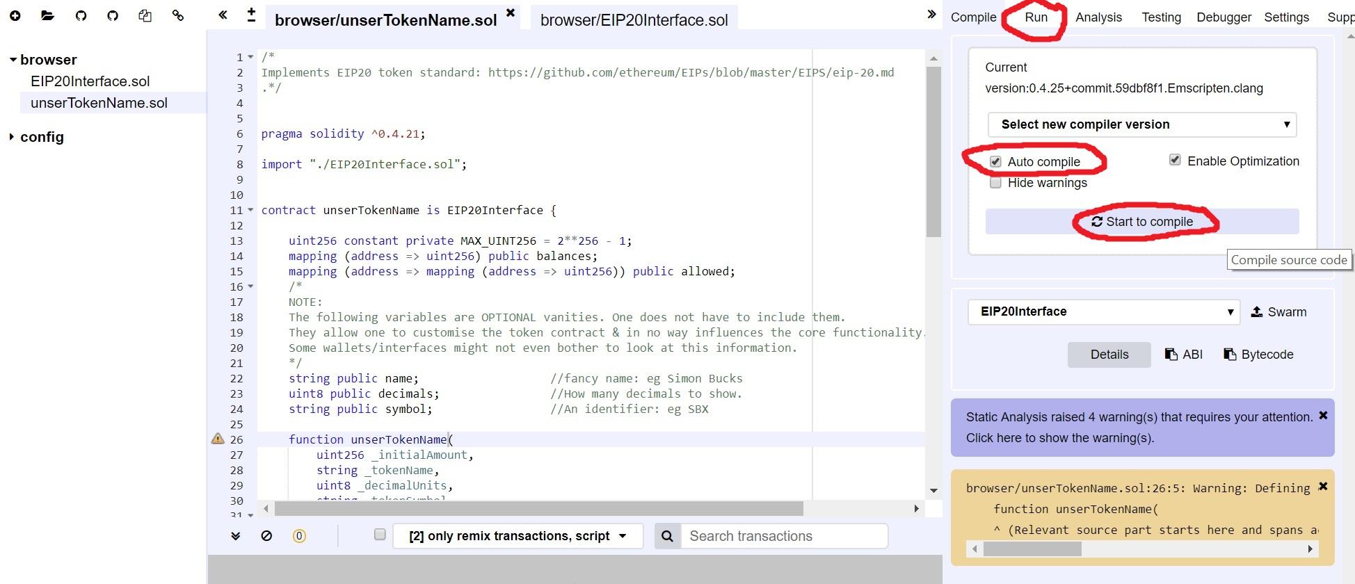 remix-compiler