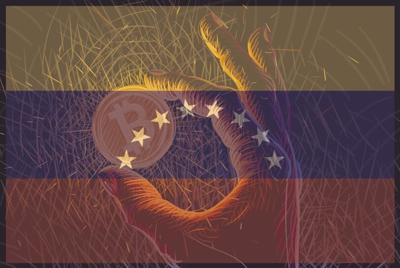 venezuela-bitcoin-flag
