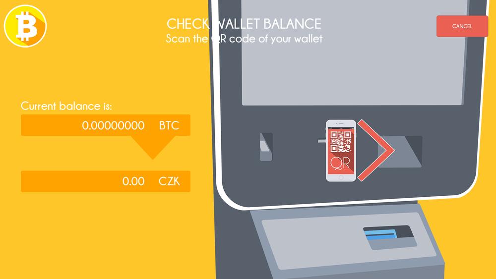 check wallet balance