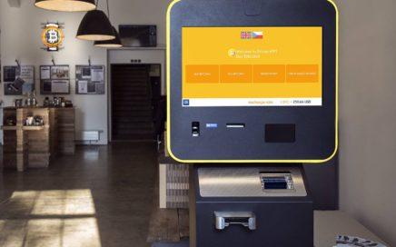 Bitcoin ATM von GB