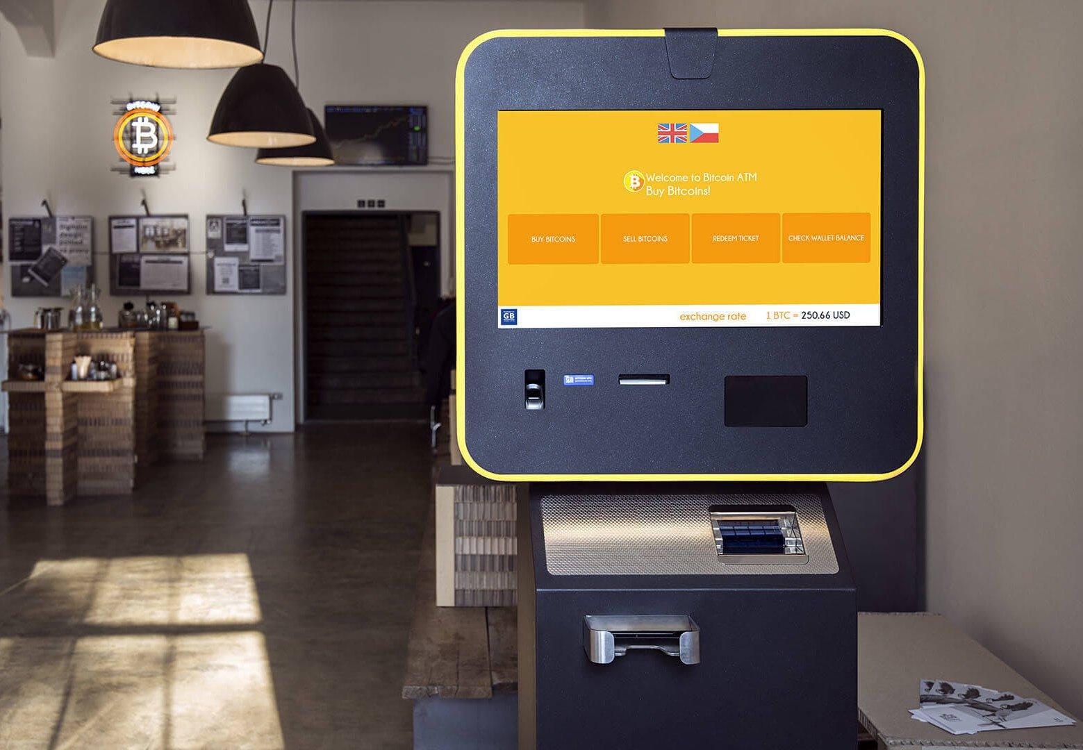 GB Bitcoin ATM